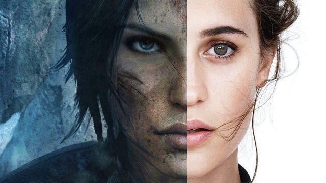 Tomb Raider Video Game Actress Talks Alicia Vikander