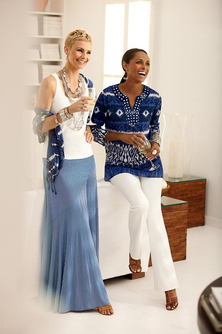 o classico azul e branco