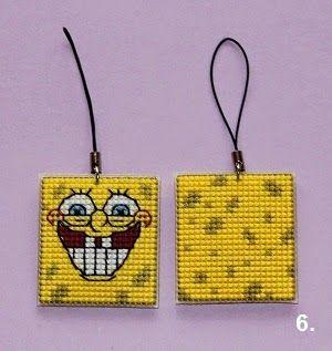 SpongeBob - breloczek (6)
