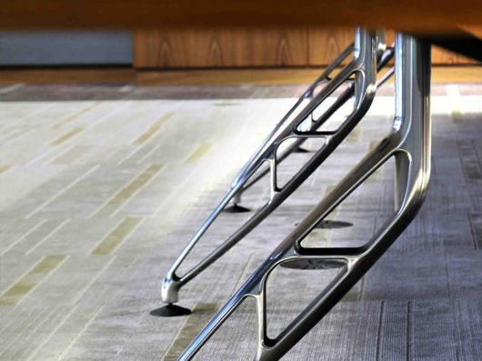 Trapeze Table legs