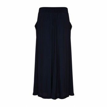 Mela Purdie Panel Skirt Tap into the midi skirt trend with Mela Purdie's classic panelled version. This design has a neatly gathered waist, slant pockets and panel details that enhance the A-line silhouette. Wear yours high on the waist with a shirt or styled down lower for a relaxed weekend look.