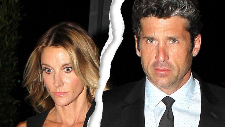 Patrick Dempsey Divorce! 'Grey's Anatomy' Actor Splits From Wife | Radar Online