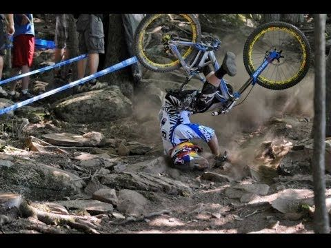 * MTB VIDEO * - Mountain Bike World Cup ✯ MTB Downhill Extreme ✯ Crash and speed ! Come And Visit Us At -  http://WhatIsTheBestMountainBike.com