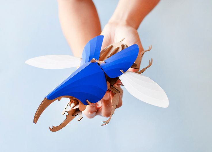 Welcome to the latest edition of Design Finds, where we highlight what's new in design, creative happenings and inspirational discoveries from the past week. This week, we found paper beetle kits, a new wearable and the horror movie of the year (literally). #design #newindesign #creative