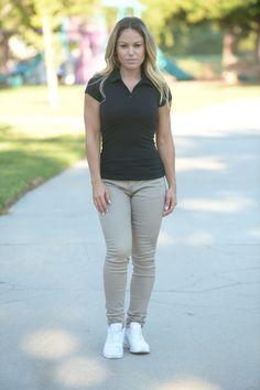Image result for school uniform pants for girls