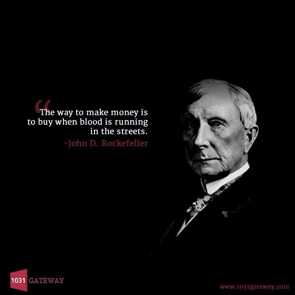 J.D. Rockefeller: From oil baron to billionaire
