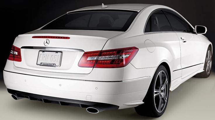 Benz - E350 Coupe