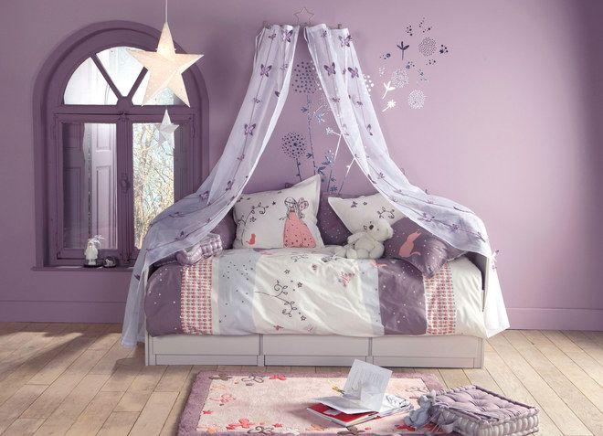 17 meilleures id es propos de rideaux autour du lit sur for Rideaux chambre d enfants