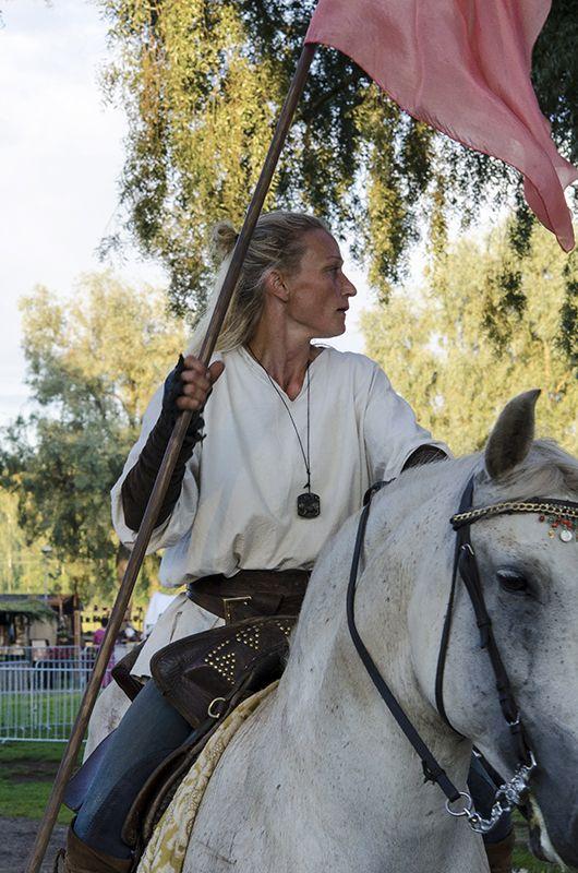 Hämeen keskiaikamarkkinat - Häme Medieval Faire 2012, Rohan Tallit - Rohan Stables, © Heikki Haavisto