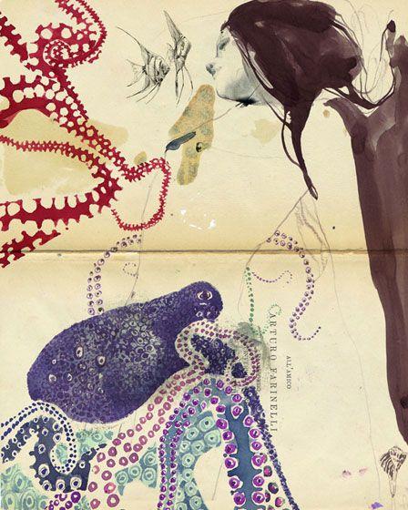 Inspiring work by Daniel Egneus