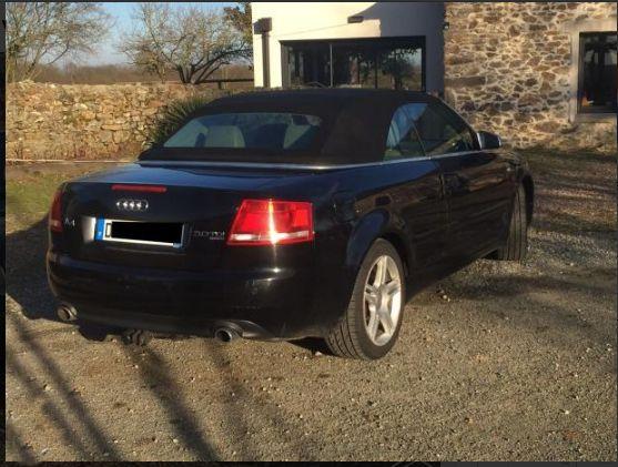 #AUDI A4 Cabriolet V6 3.0 TDI Quattro Ambition Luxe  Prix 10 500 €  VilleLaval 53000   #auto #autodeal24  http://www.autodeal24.com/voiture/affichDetaill/ANN_93003132383258906DE69FA93874575935
