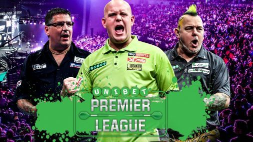 Theworld's leading darts players will return to The O2 on Thursday May 17 for the Unibet Premier League Play-Offs.