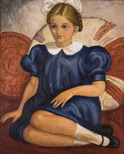 Πολυκλειτος Ρεγκος (1903-1984)Μαθητρια