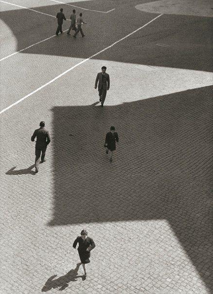 Герберт Лист (Herbert List). Италия | 40 фотографий
