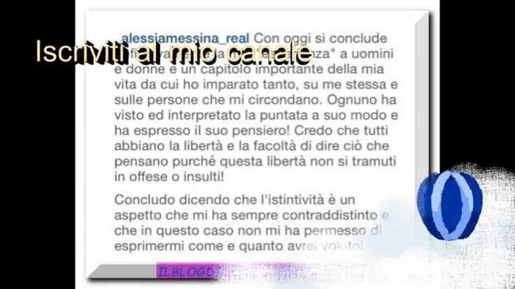 Alessia Messina dice addio alla televisione