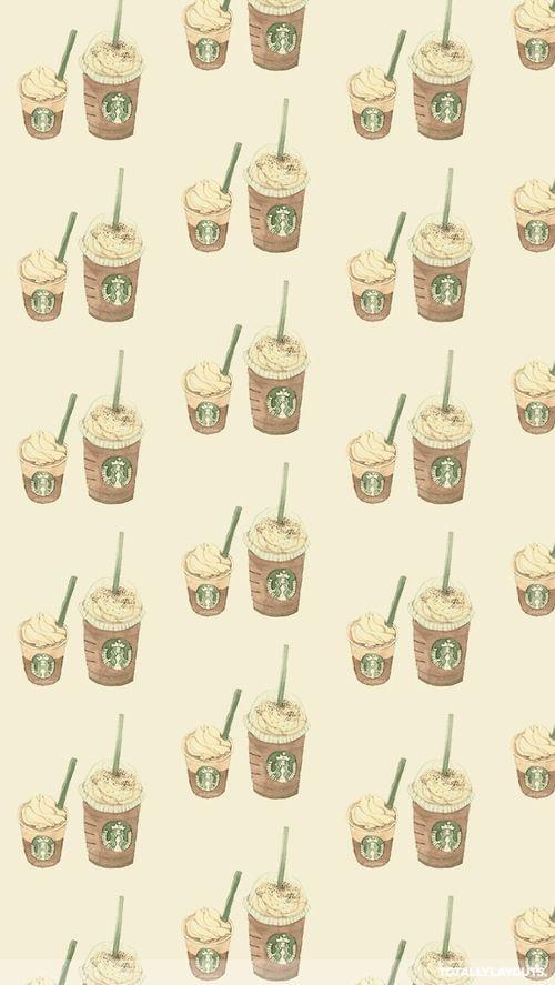 Best 25 starbucks wallpaper ideas on pinterest search - Cute coffee wallpaper ...