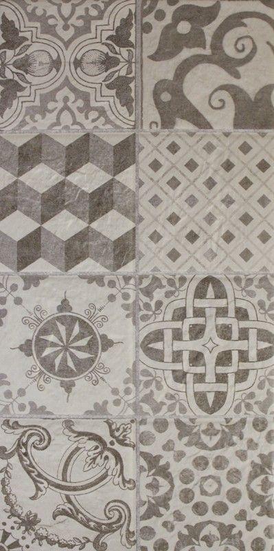 Avon Original Style Tiles - Grey Mosaic Effect Tiles