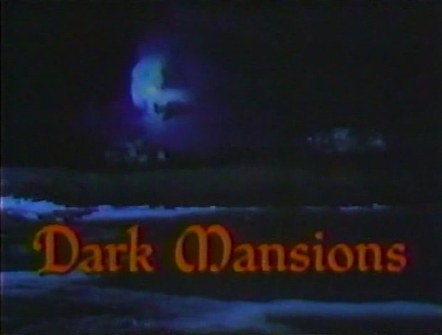 """Dark Mansions"" (1986) is an ABC made for TV movie starring Joan Fontaine, Melissa Sue Anderson, Linda Purl, Nicollette Sheridan, Michael York and Paul Shenar  that is a Gothic thriller / soap opera brought to you by Aaron Spelling Productions."
