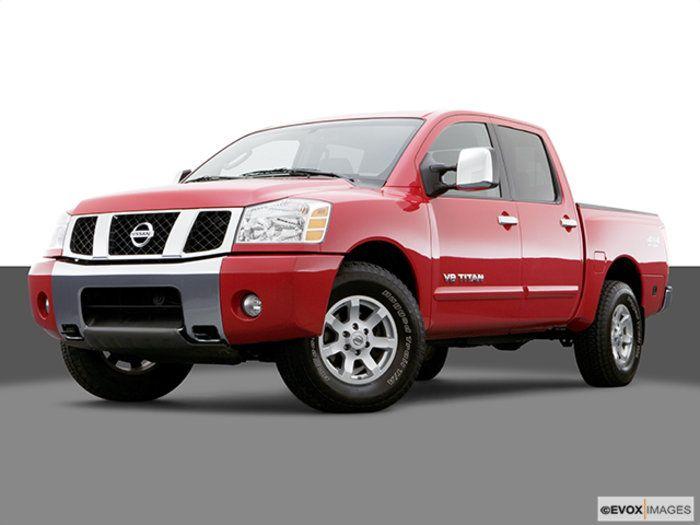 2005 Nissan Titan Information