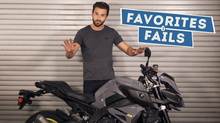 2017 Yamaha FZ-10 (MT-10) - Favorites & Fails  ||  With a combination of R1 performance and FZ-09 ergonomics, the FZ-10 is one of the best compromises you can make in motorcycling. We've been on this long-ter... https://www.youtube.com/watch?v=YLP4YEsYpUw