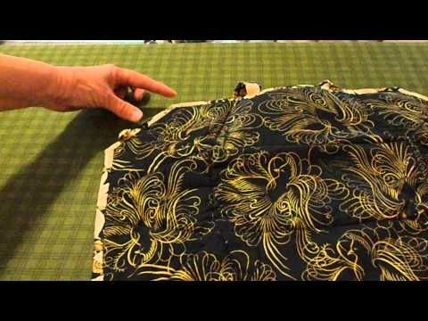 Caddy Pad construction. - YouTube