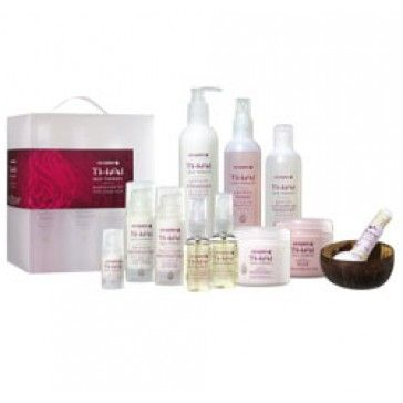 A full facial kit.  Perfect for mum on Mothers Day.