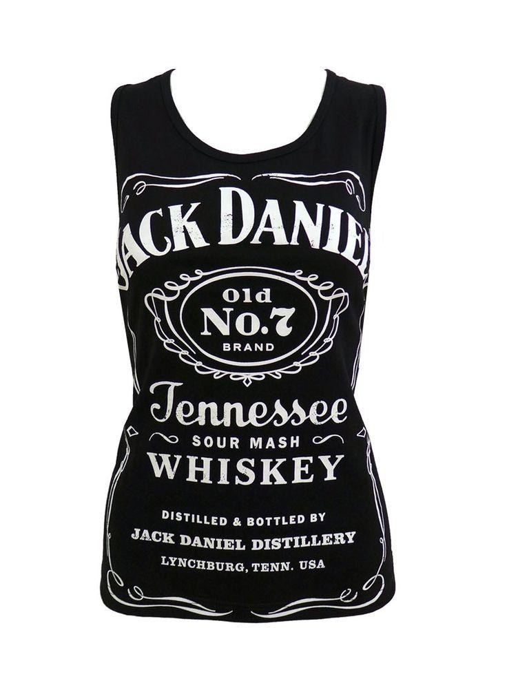 Débardeur femme Jack Daniel's