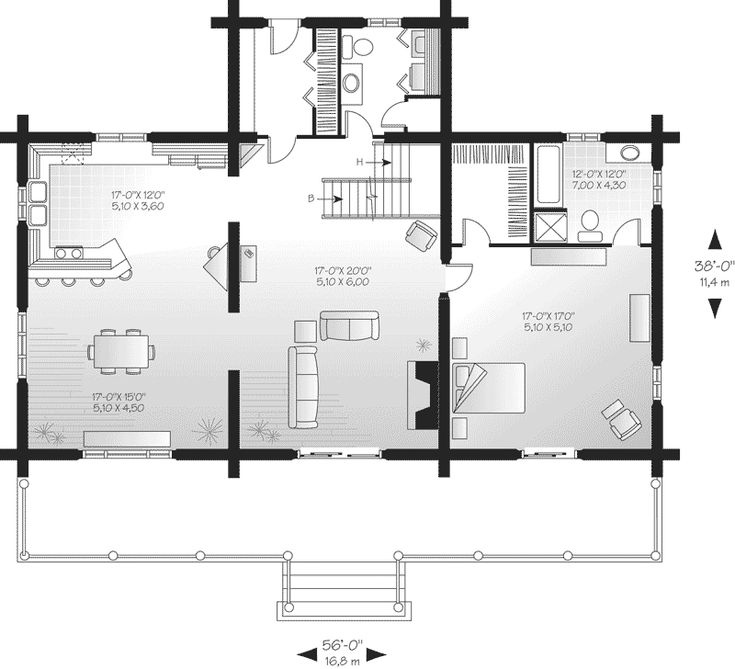 1000 images about floor plans on pinterest house plans for Luxury log home floor plans