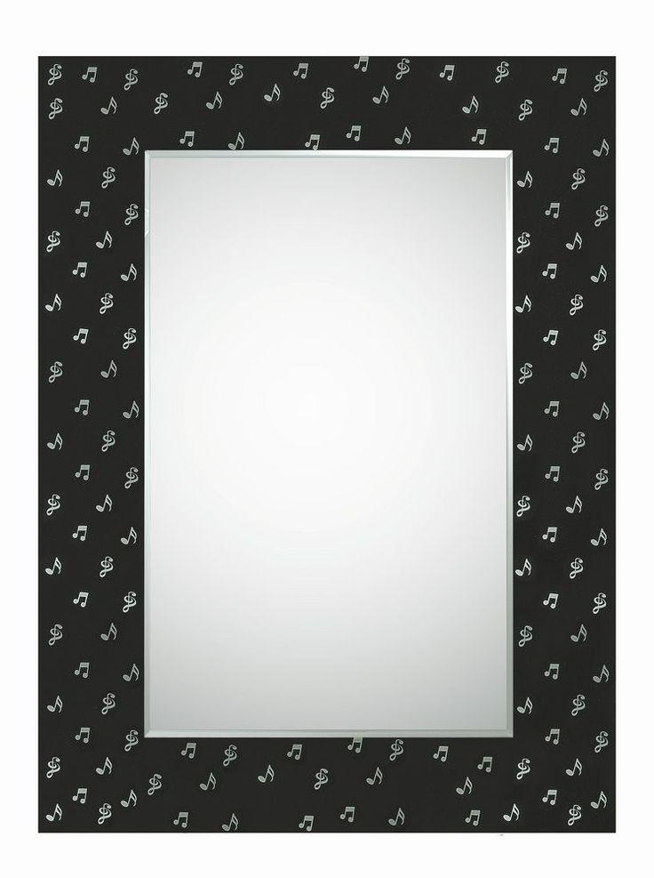 Carnagie Hall Framed Wall Mirror