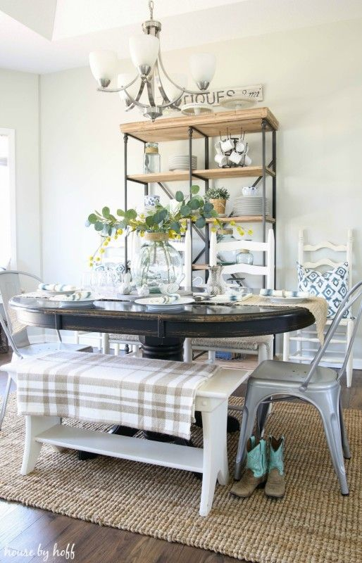 Cozy Dining Room Ideas Part - 39: Finding The Perfect Open-Shelving