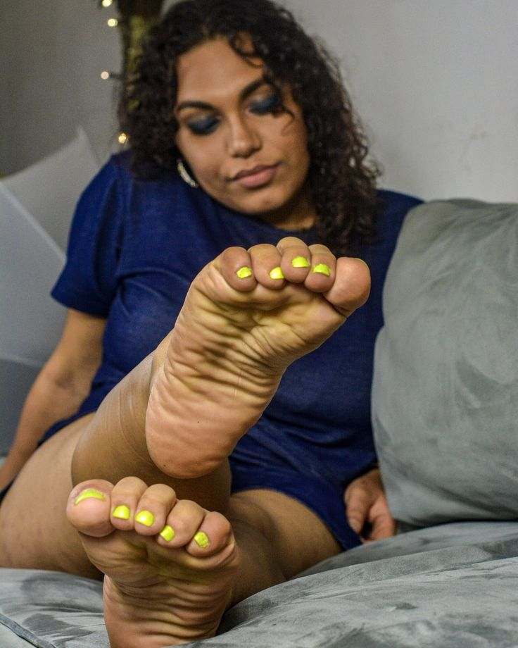 Pin Em Foot Fetish-3747
