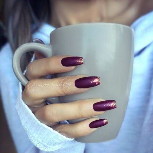 Nail design: Best Fall Nails for 2018 – 65 Trending Fall Nail Designs