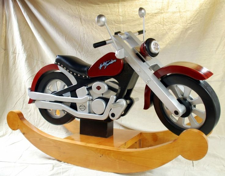 Great Harley Davidson Rocking Horse Plans Free Ideas PDF Ebook Download UK