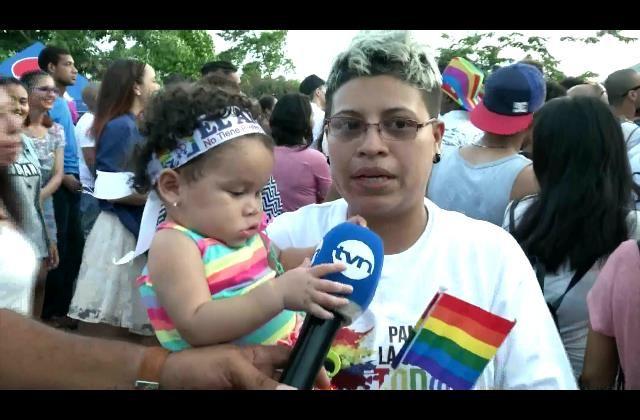 Comunidad LGBT de Panamá realiza marcha del orgullo gay