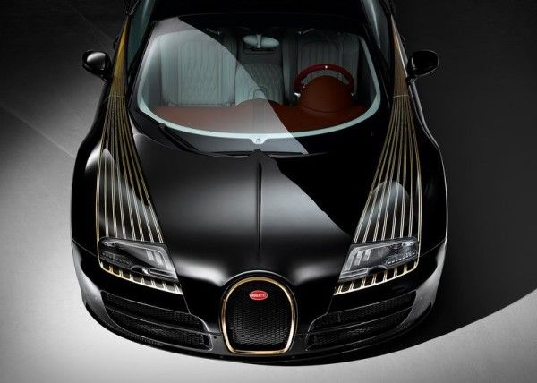 2014 Bugatti Veyron Black Bess Front Exterior 600x428 2014 Bugatti Veyron Black Bess Review With Images