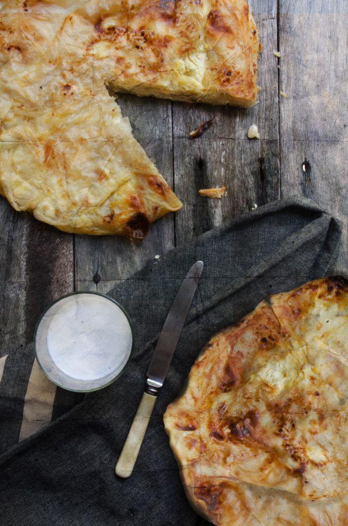 Croatian Cooking: How to make Burek