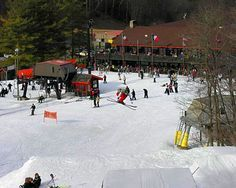 Check out ski resorts close to The Highlands at Sugar Resort in the North Carolina mountains!