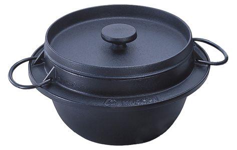 南部鉄器ごはん鍋