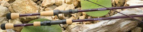St.Croix Mojo Bass Fishing Rods