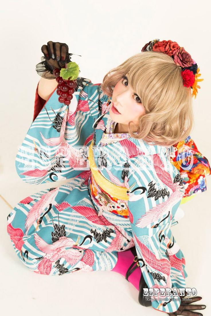 KOKOHIMEギャラリー | 京都でレトロモダンな着物レンタル                                                                                                                                                                                 もっと見る