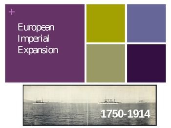 reasons for european expansion European expansion across the atlantic led to the economic exploitation of the americas and unaccustomed to  the age of european expansion and religious wars.