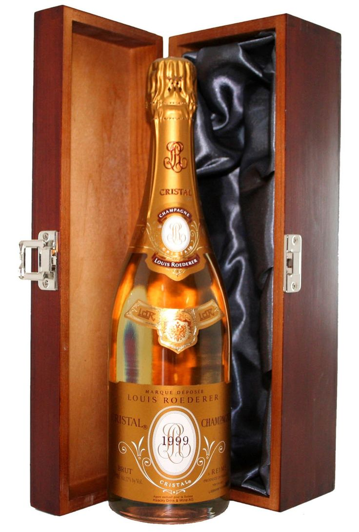 Louis Roederer Cristal Champagne - My favourite champagne