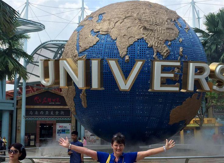 """Singapore, Sentosa sziget - """"Szeretném bejárni a Földet..."""""""