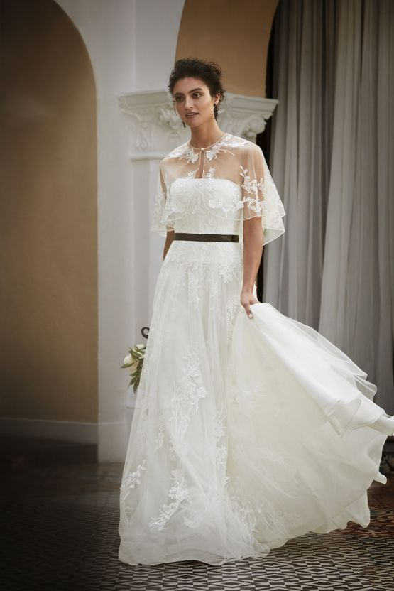 689eae4bd08 The Romantic Melissa Sweet Wedding Dress Collection From David s Bridal 21