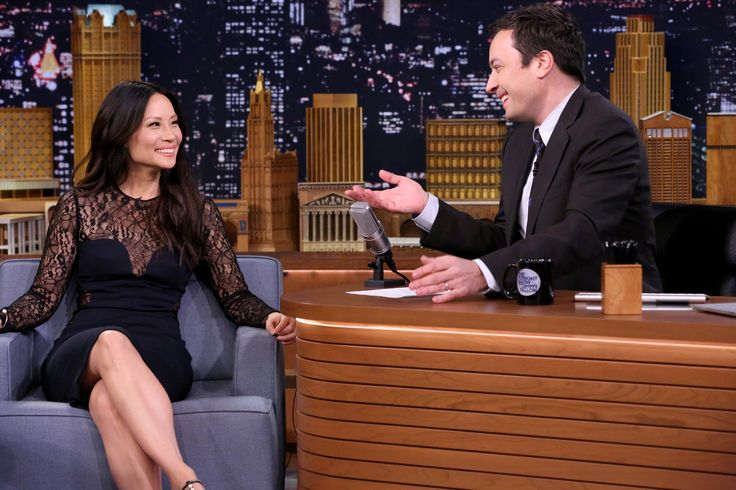 OnlyOnAOL: Kate Hudson and Lucy Liu martial their talents