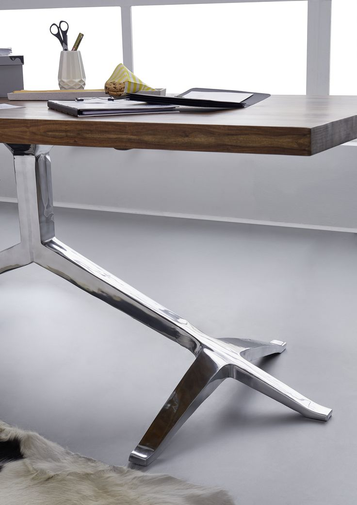 die besten 25 tischbeine metall ideen auf pinterest metall tischbeine industriedesign. Black Bedroom Furniture Sets. Home Design Ideas