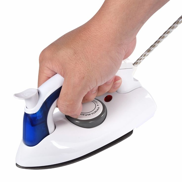 13.42$  Watch now - http://alim6w.shopchina.info/1/go.php?t=32814888853 - Mini Portable Foldable Electric Steam Iron For Clothes With 3 Gears Teflon Baseplate Handheld Flatiron For Home Travelling 13.42$ #magazineonline