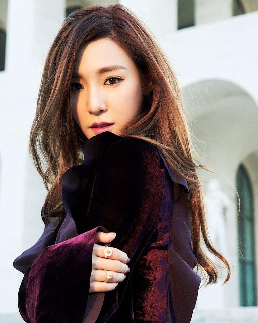 SNSD Tiffany graces ELLE Hong Kong's October issue ~ Wonderful Generation