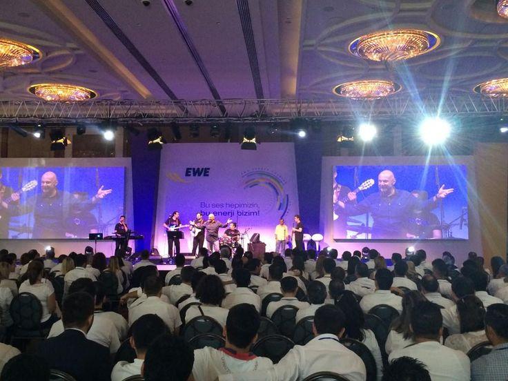 @mehmetauf ile #HayatınRitmi #BusinessShow'u Bursa'da 'Bu ses hepimizin, bu enerji bizim!' Temasiyla sahne alıyor..