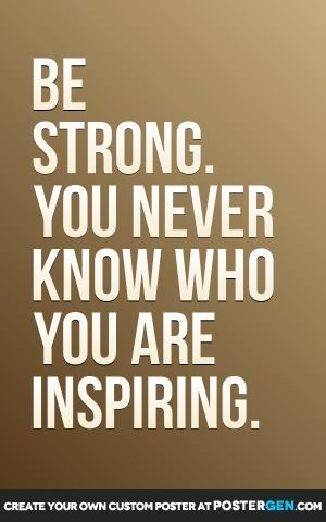 Be Strong Print Inspiration Pinterest Quotes Inspirational